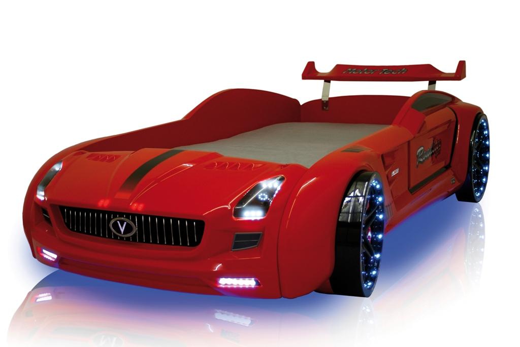 Cars Bett 90x200