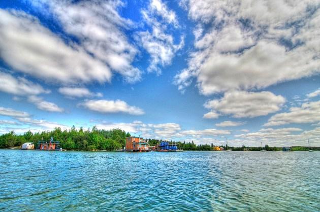Great Slave Gölü