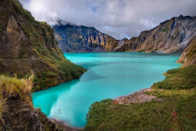 Pinatubo Gölü