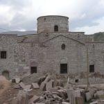 Konya Sille'nin Subaşı mahallesindeki kilise