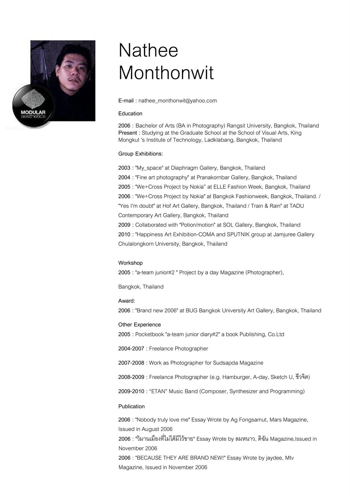Icefilmsinfo Globolister Contoh Curriculum Vitae Roymaun Blog