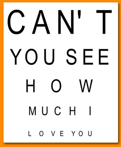 MyFunCards Eye Test - Send Free Birthday eCards, Birthday Love