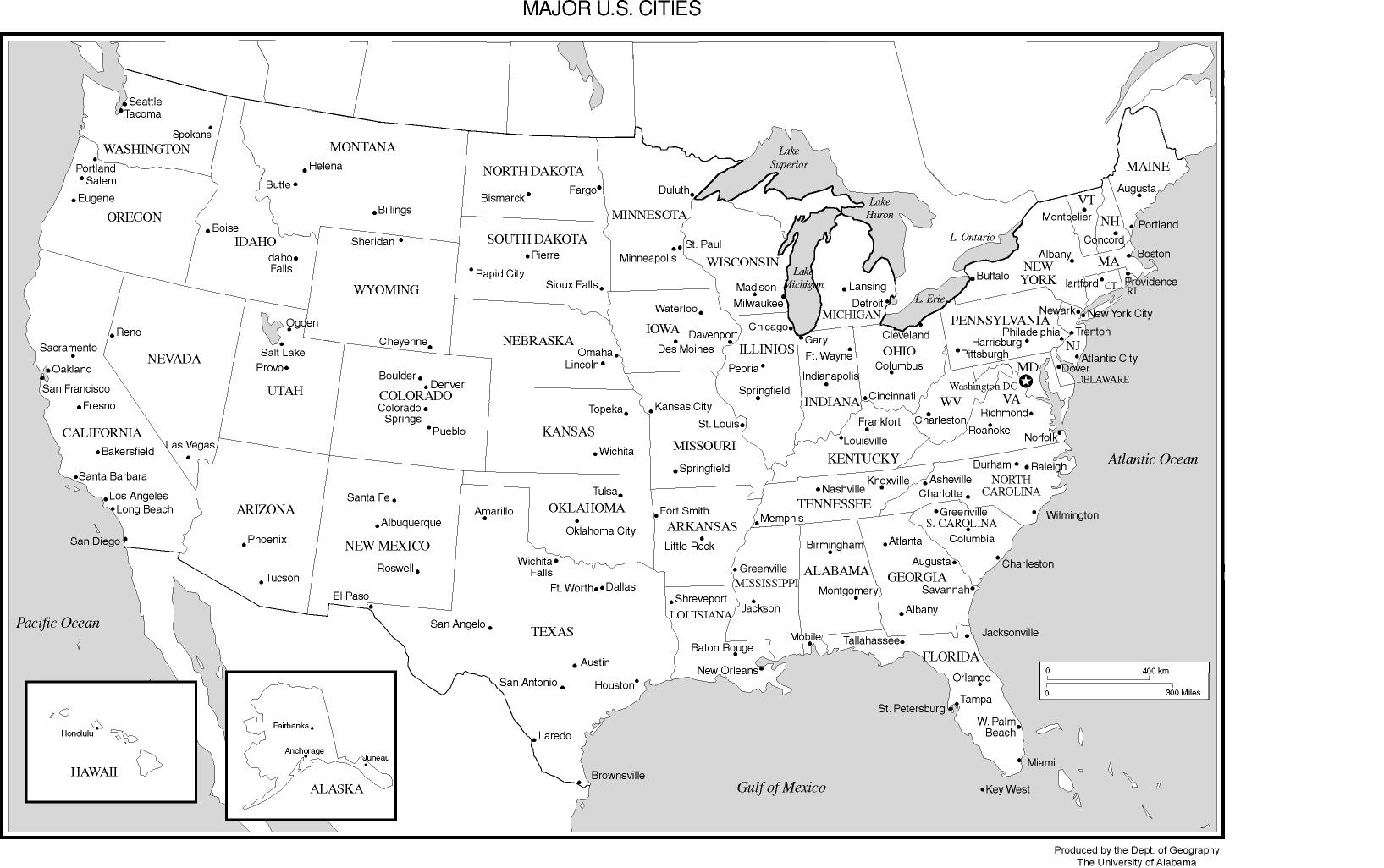 FileMap Of USA Showing State Namespng Wikimedia Commons A Blank - Us map rivers unlabeled