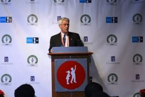Mike Warren, CEO of Children's of Alabama. (Michael Tomberlin / Alabama NewsCenter)