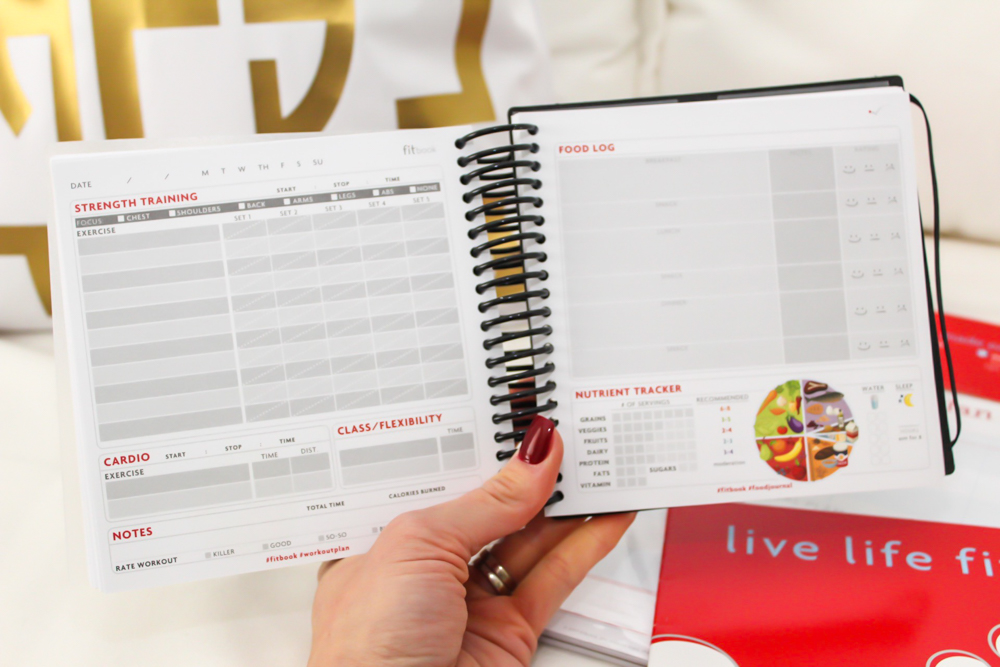 Current faves Fitness planners, fashion, food and weekly workouts