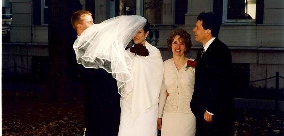 Ten Wedding Bloopers