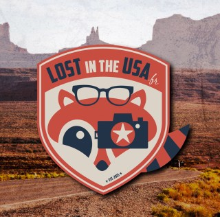 Roadie va se perdre aux Etats-Unis