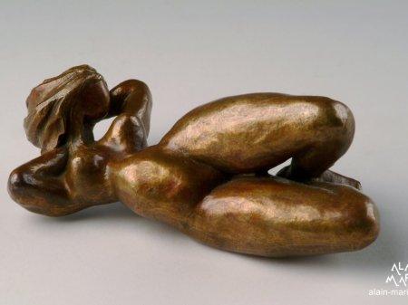 F.Lascive, bronze 1