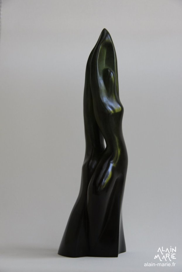 Twin-Dance bronze 2