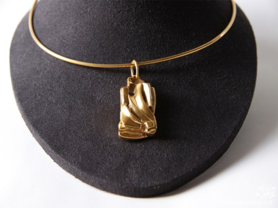 Django, Bronze doré