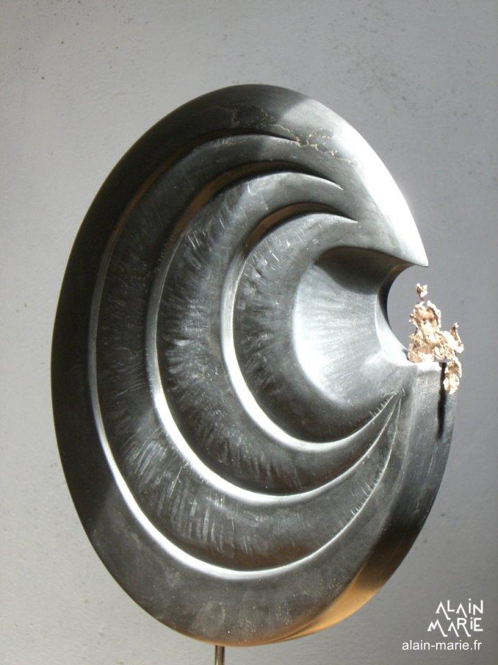 Rêve, schiste & bronze 2008