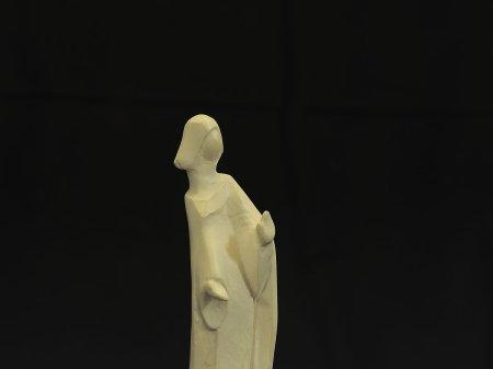 D'après un vitrail XIIème Siècle - Cathédrale St Julien du Mans