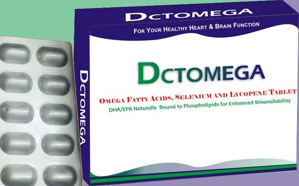 Alaina Pharma- Coenzyme Q 10, Omega Fatty Acids, Selenium and