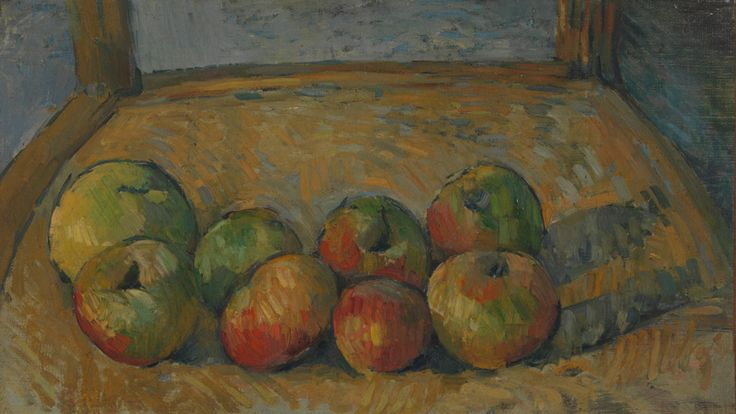 Paul Cezanne Cuadros Art History News: The World Is An Apple: The Still Lifes