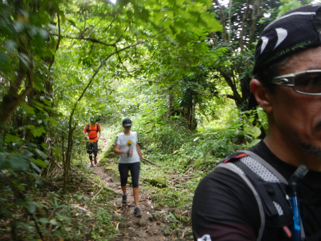 Entrenamiento El Valle Trail Race 2012