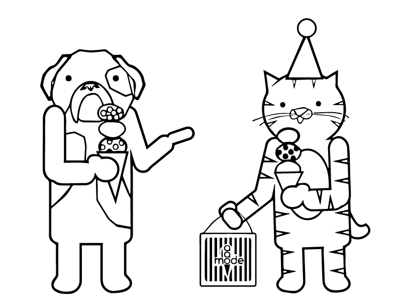 Toby-&-Cat-Coloring-Page