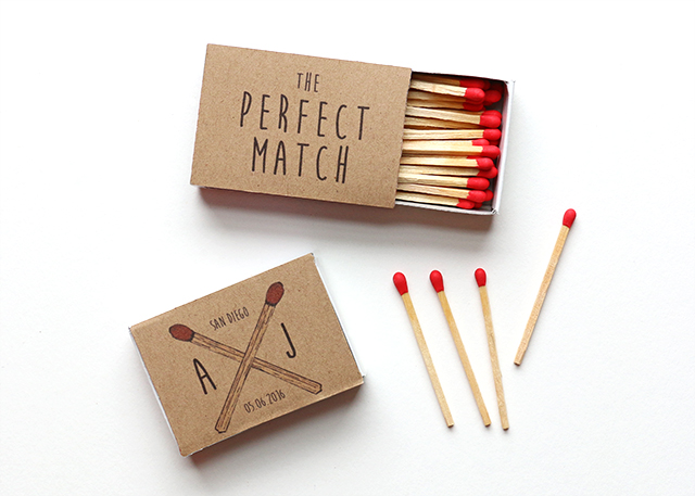 The Perfect Match DIY 1