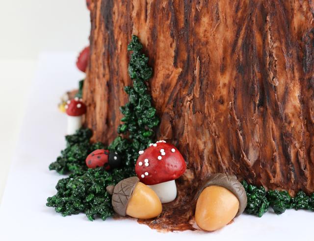 Cake Stump