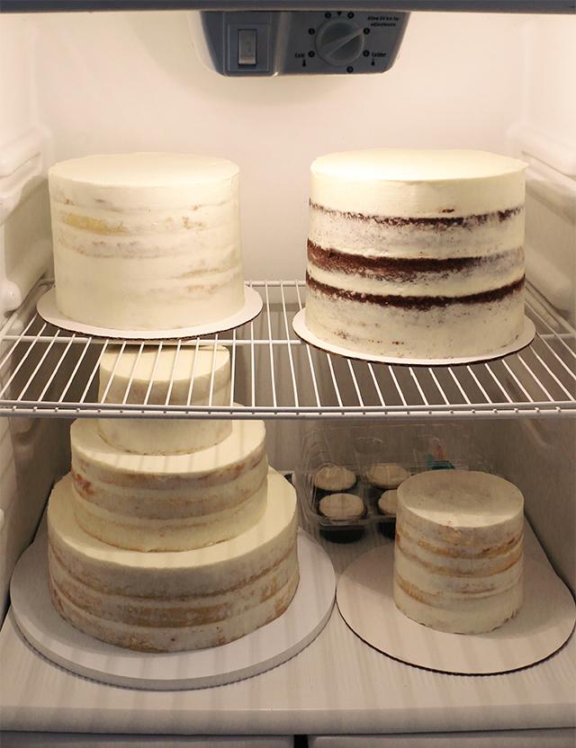 Cake Fridge