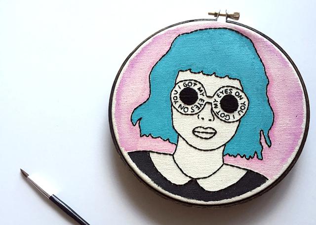 Thread Honey Embroidery