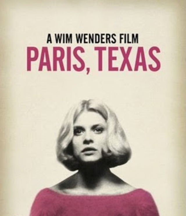 Wim Wenders Paris Texas