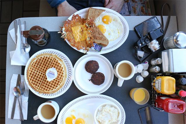 Waffle House Order
