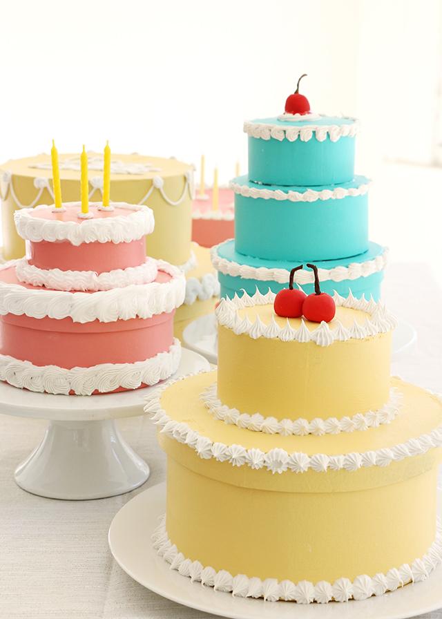 AlanaJonesMann DIY Cake Boxes