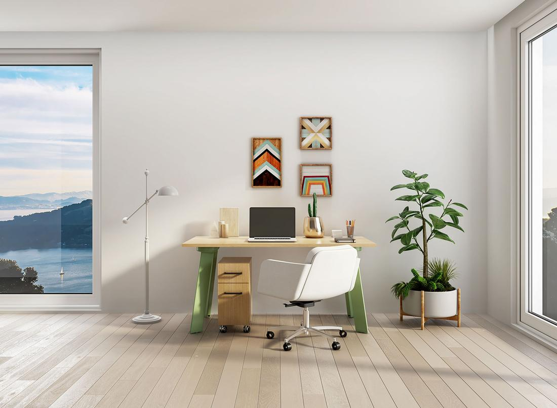 Home Office Furniture Los Angeles Alan Desk Business Interiors Inc
