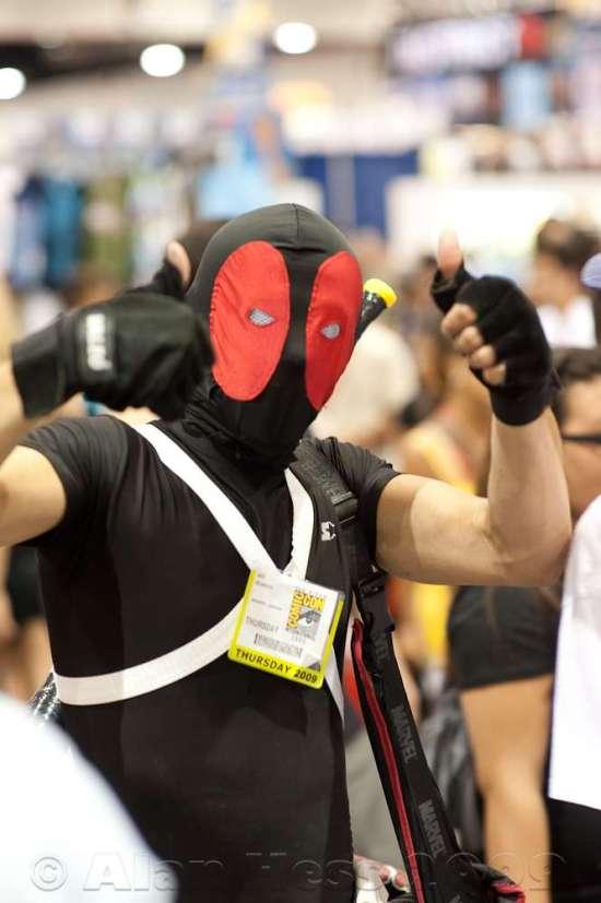 San Deigo Comic Con 2009