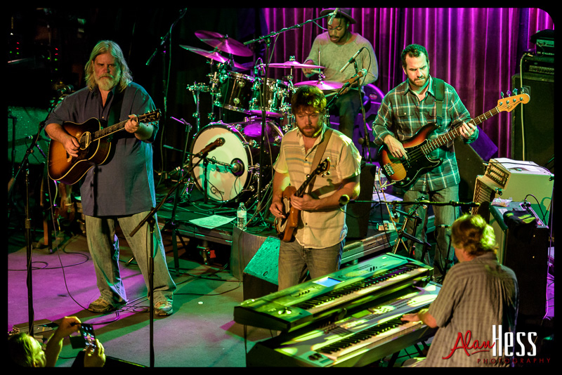 An Evening with Leftover Salmon