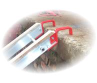 Barrel Skid Hook