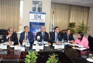 خلال المؤتمر الصحفي بجمعية رجال الأعمال إطلاق أول مؤتمر اقتصادي بمشاركة 3 منظمات أعمال.. الاثنين المقبل