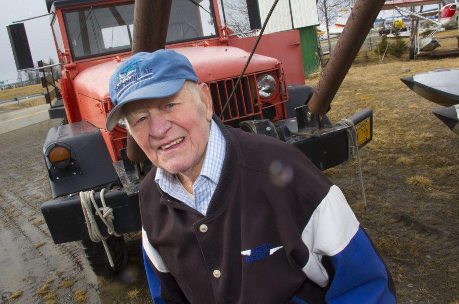 Dick Betz, Aviation Legend