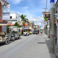 What a Difference a Water Taxi Ride to San Pedro on Ambergris Caye Can Make