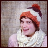 Ice Cream Sundae Hat -- Free Pattern