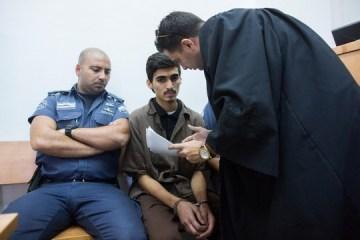 اسرى في محكمة الاحتلال