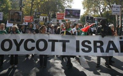 """الـBDS تهديدًا استراتيجيًا  لـ """"إسرائيل"""""""