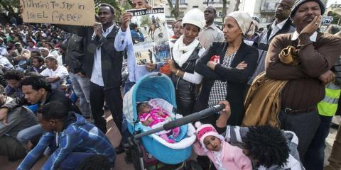 """""""إسرائيل"""": دولة هجرة بانتقائية عرقية"""