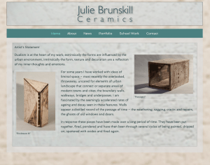Julie website