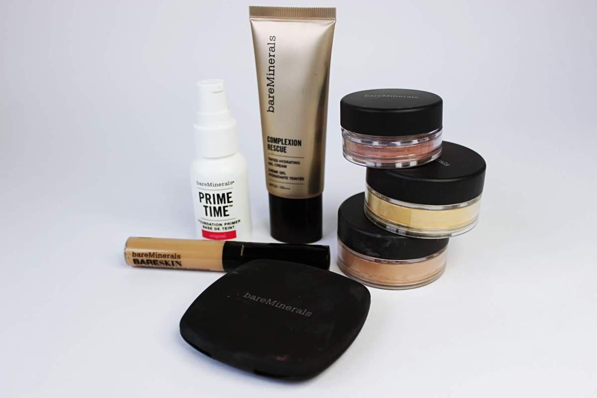 BEAUTY | Die Nr. 1 Mineral Makeup Marke in den USA - bareMinerals in Regensburg