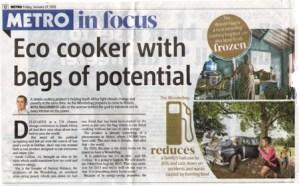 Metro Article
