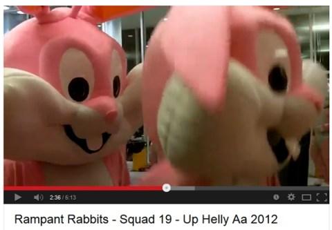 Rampant Rabbits