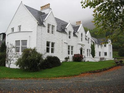 5 Kintail Lodge400s