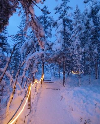 Lapland Blog A 9 400