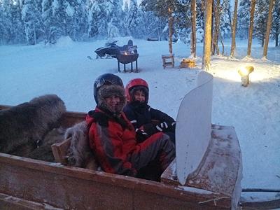 Lapland Blog B 16 400
