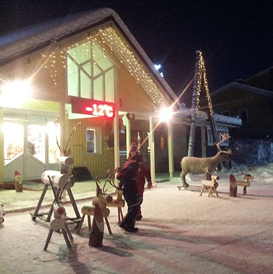 Lapland Blog B 9 400