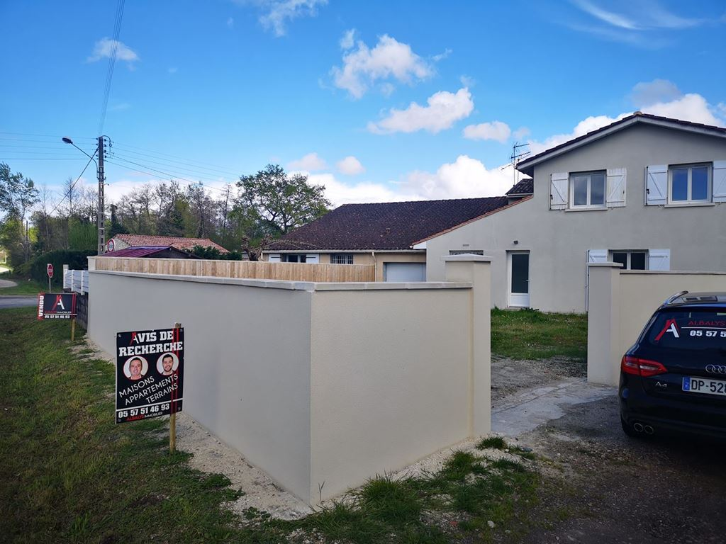 Annonce Achat Immobilier Maison Libourne 142000 Agence Immobiliere Agence Albalys