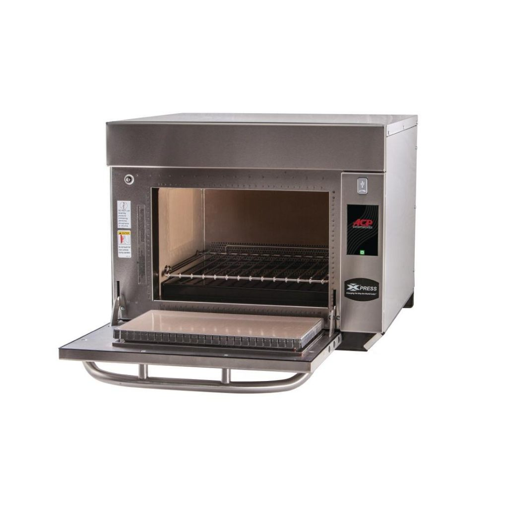 Combination Microwave Oven Menumaster Mxp 5221 Ultra High Speed Heavy Duty Combination