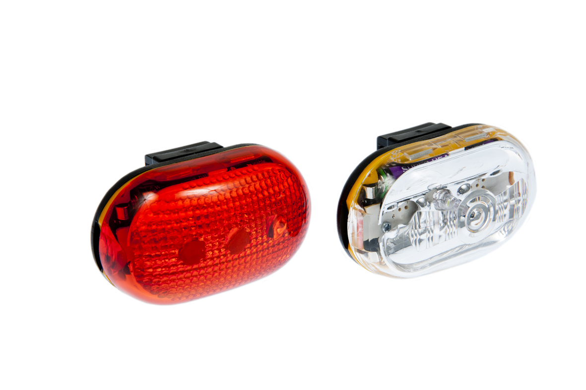 Eclairage Enduro Led Eclairage Electron Twin Light Set Alberabike Fr Votre
