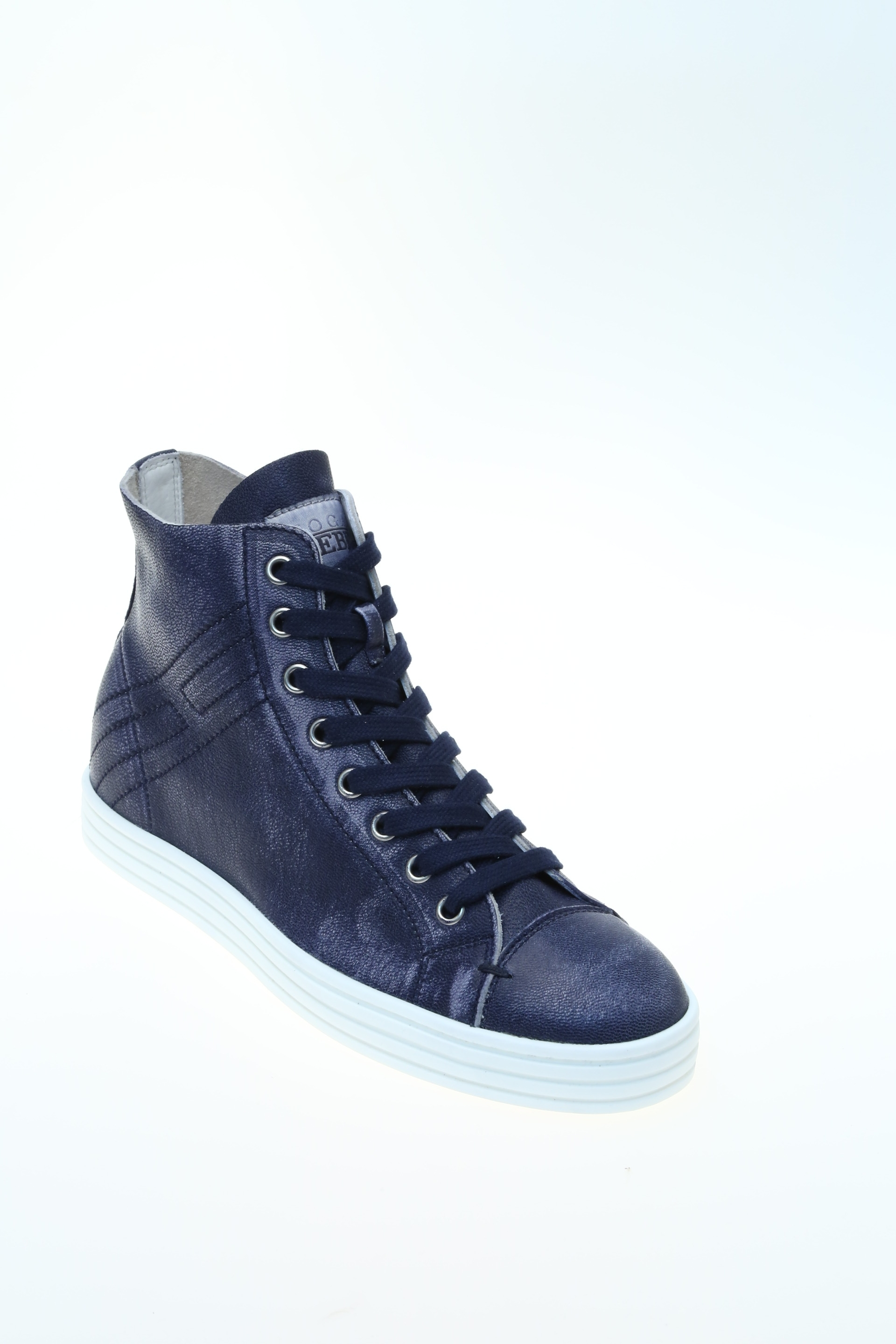Hogan Rebel Sneaker Blu Gomma Hogan Rebel Sneakers